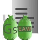 Sammlung von Grün- und Gartenabfällen